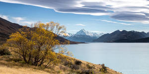 Autumn at Aoraki by Niv24