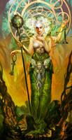 Masonary Queen by lorlandchain
