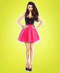 Cher Lloyd by Want-UBack