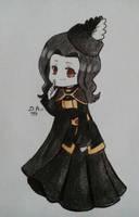 sweet princess by D-Aart