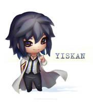 Yiskan Chibi by eloel