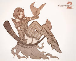 Bewitched GW2 by eloel