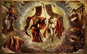 Demonicon Fresco by eloel