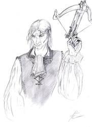 Lucien - Vampire Ventrue by Black-ankh
