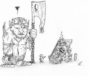 Little Big Puppet by Black-ankh