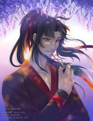 MoDaoZuShi #8 by Allen-Jiyu