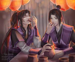 MoDaoZuShi #14_One more? by Allen-Jiyu