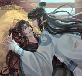 MoDaoZuShi #15 by Allen-Jiyu