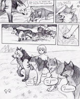 Wolf's Rain Next Generation31 by NatsumeWolf