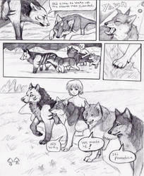 Wolf's Rain Next Generation31 by NatsumeWolf