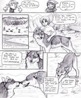 Wolf's Rain Next Generation32 by NatsumeWolf