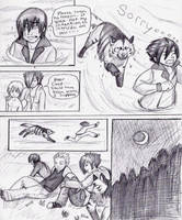 Wolf's Rain Next Generation37 by NatsumeWolf