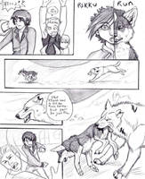 Wolf's Rain Next Generation49 by NatsumeWolf