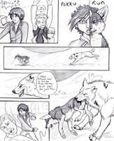 Wolf's Rain Next Generation49 by NatsumeWolf