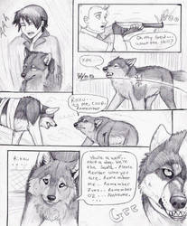 Wolf's Rain Next Generation56 by NatsumeWolf