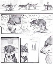 Wolf's Rain Next Generation289 by NatsumeWolf