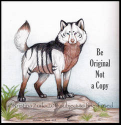 Be Original by NatsumeWolf