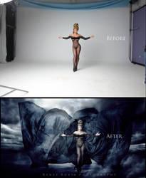 Masuimi Before and After by IDreamofKerosene