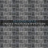 Seamless Corrugated Metal Background - .PAT File by photoshophut