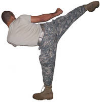 Soldier Side Kick by Moonlight-Song-Stock