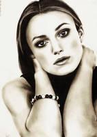 Keira Knightley 6 by crayon2papier