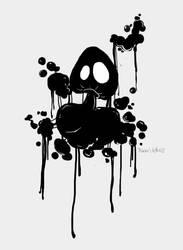 Shroom Splatter by Neglectedmemories