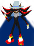 Contest Kaito Shadow by sira-the-hedgehog
