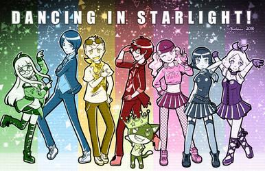 DANCING IN STARLIGHT! by dashofcreativity
