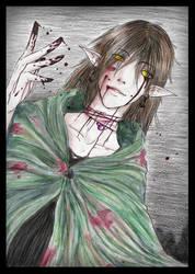 Blood by Monartha