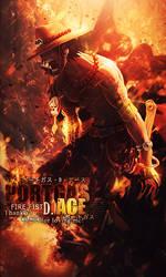 Portgas D. Ace by Aura-Blade4