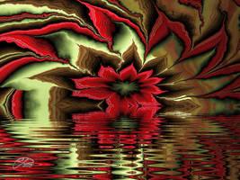 EVEIL (DECOR FLORAL 3). by BELLESYMPHORINE
