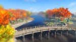 Miniature Sanctuary Bridge Pre-War by JustInspired
