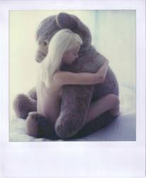 Teddy Bear by geishaballs