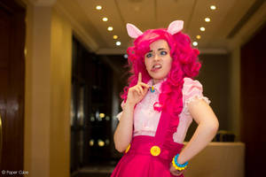 Pinkie Pie - My Little Pony by Paper-Cube