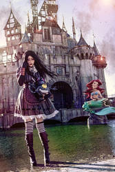 Alice Liddell - Alice: Madness Returns by Paper-Cube