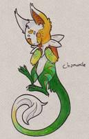 Draw-a-Palooza: Chamomile by jesse0319
