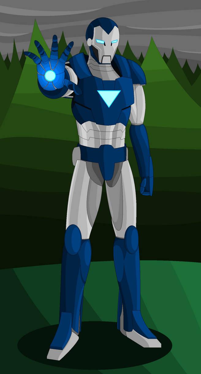 Iron Man Dio by DarkLordJadow