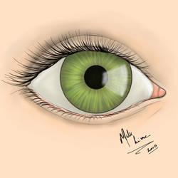 Eye by malusgo