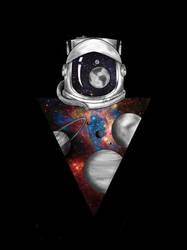 astronaut (2) by malusgo