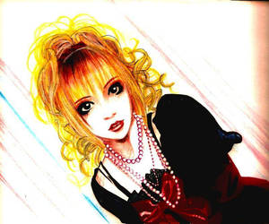 Hizaki blond by cali-tani
