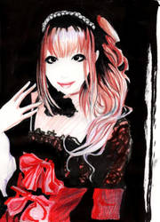 Hizaki my favoriiite by cali-tani