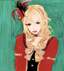 Hizaki always by cali-tani
