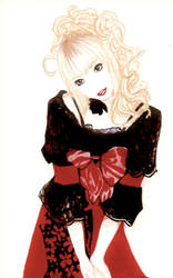 Hizaki Princess 2 by cali-tani