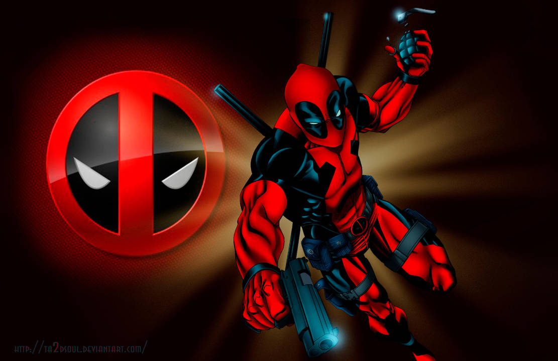 Deadpool Wallpaper By Ta2dsoul On Deviantart
