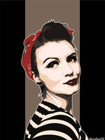 Polish Pin Up by TAntoine