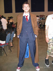 Another Doctor at Fanime by Stormfalcon