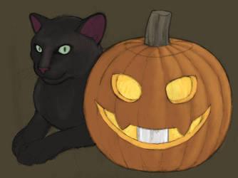 Happy Halloween 2008 by ghbarratt