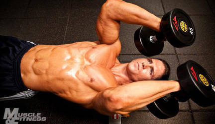 John Morrison Weights by syndarella