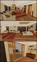 Hotel Room - Memento Mori 2 by JhonyHebert