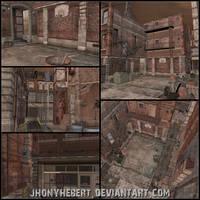 Back Streets - Memento Mori 2 by JhonyHebert